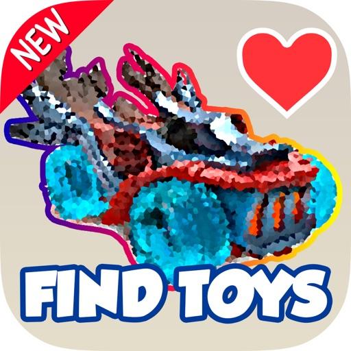 """Hidden Kid Toys Figures - """"For Skylanders"""" iOS App"""
