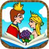 Prinsessan på ärten klassiska berättelse interakti