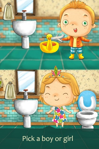 Potty Training With Animals screenshot 4