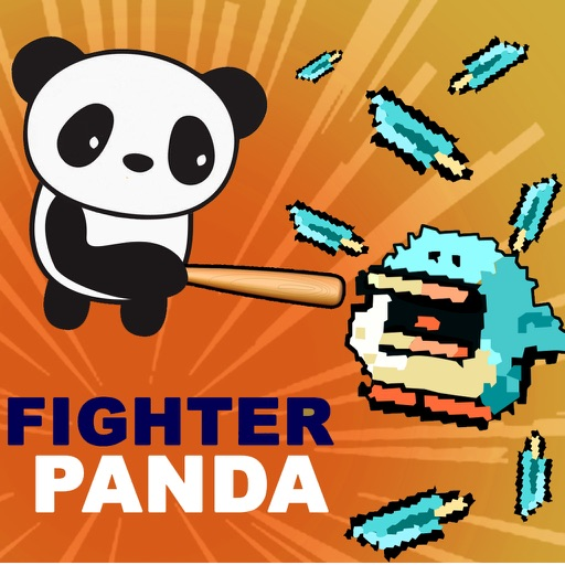 Fighter Panda ( Free 3D Angry Kung fu Panda Shooting Cartoon Game ) iOS App
