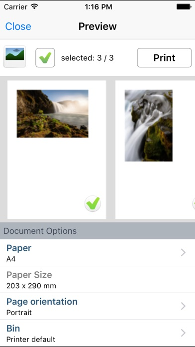 PrinterShare - Printing documents, photos, emails Скриншоты5