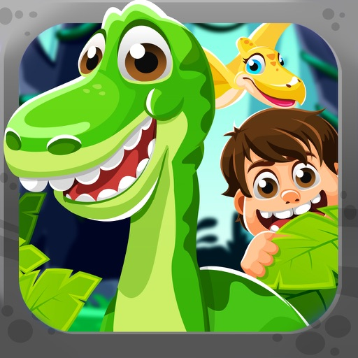 Inside Nick's Dinosaur Builder Rush – Match 3 Story Games for Free iOS App