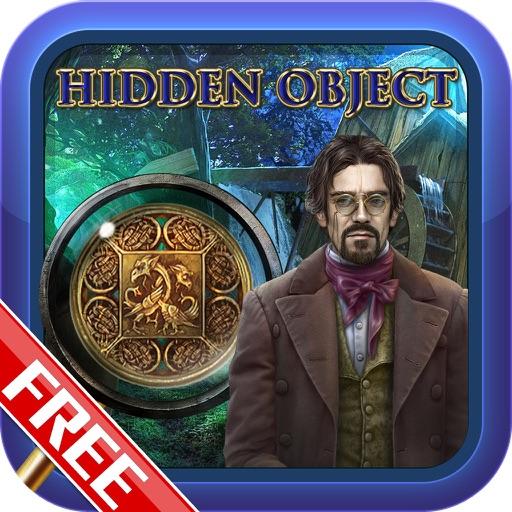 Hidden Object: Hidden Relics Unsolved HD iOS App