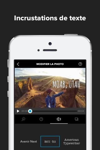 Splice - Video Editor + Movie Maker by GoPro screenshot 2