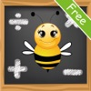 Honey Bee Math App for Kids FREE - Learn counting