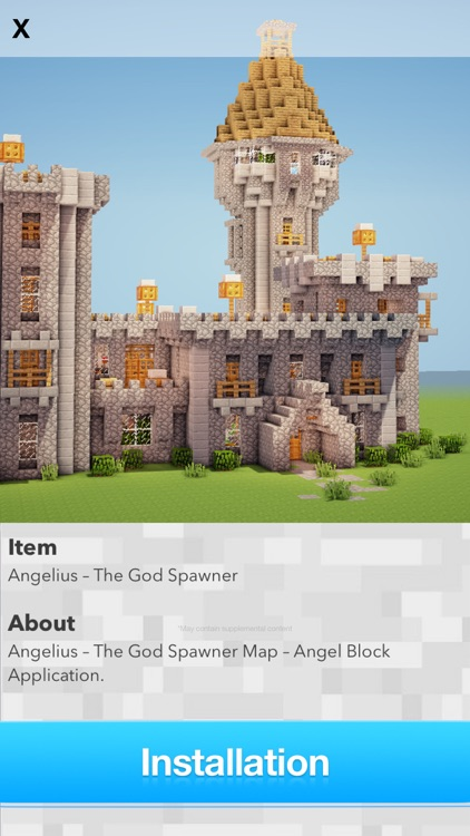 Castle maps for minecraft pe pocket edition mcpe by alpha labs llc castle maps for minecraft pe pocket edition mcpe freerunsca Image collections