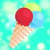 宝宝做饭甜点免费游戏—迷你冰淇淋:0-6岁儿童游戏 餐饮 做饭烹饪 料理 欢乐美卷 果汁食谱