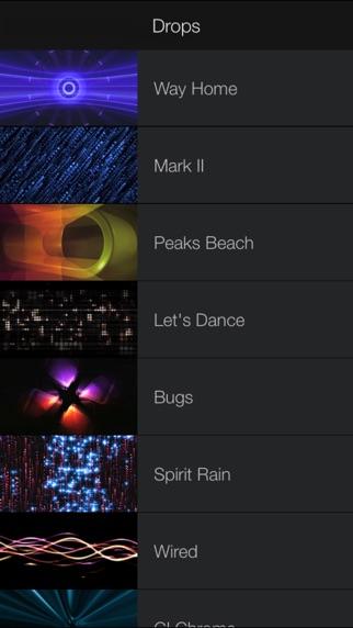 Captura de pantalla del iPhone 7