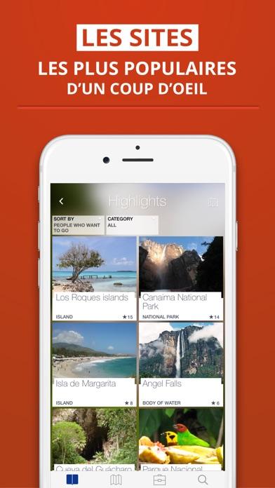 Venezuela - guide de voyage & cartes offlineCapture d'écran de 2