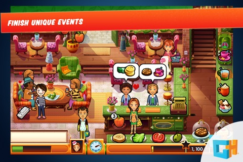 Delicious - True Love screenshot 2