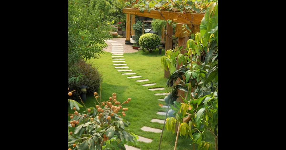 30 perfect garden design app apple for Perfect garden design