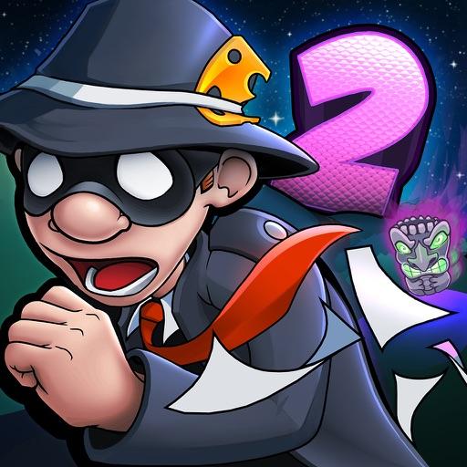 神偷鲍勃2 双重麻烦:Robbery Bob 2: Double Trouble