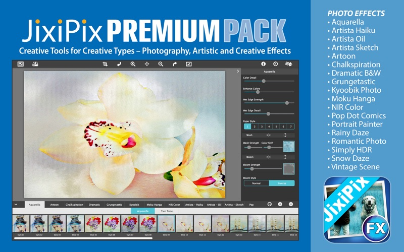 JixiPix Premium Pack Screenshots