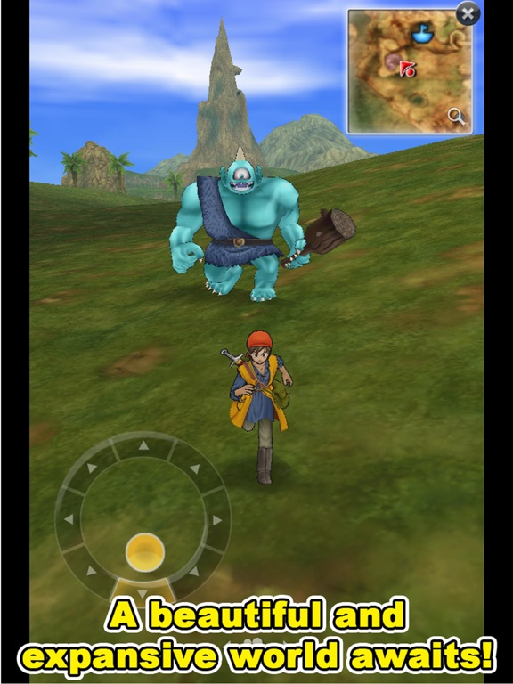 Скачать DRAGON QUEST VIII
