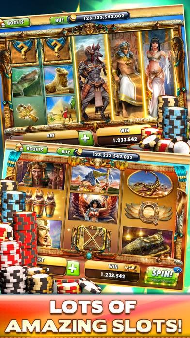 free spins casino slot machine