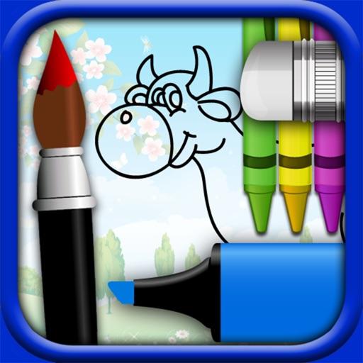 幼儿绘画:Toddler Draw【幼儿教育】
