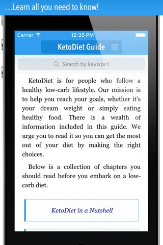 KetoDiet screenshot 4