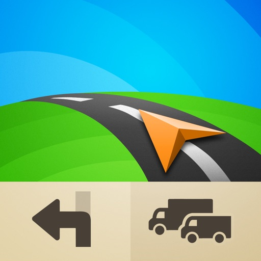 Sygic Truck GPS Navigation for Truck, Van, RV, Bus App Ranking & Review