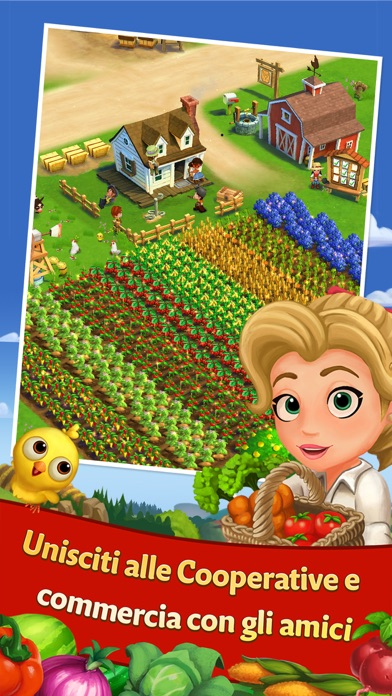Screenshot of FarmVille 2: Avventura rurale4