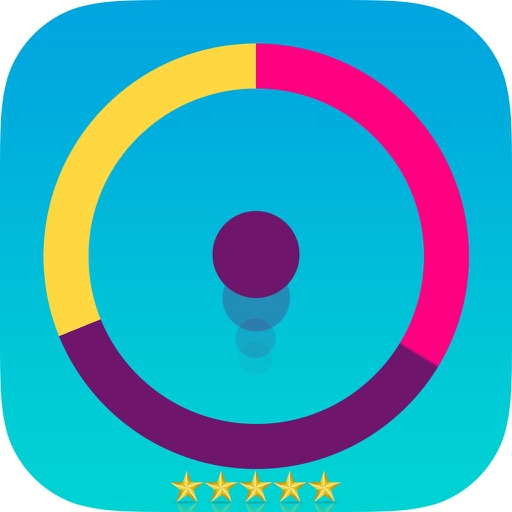 Switch Color Rush - new edition for color switch iOS App