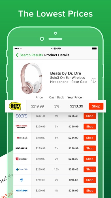download Ebates: Cash Back & Rewards apps 0