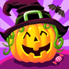 Jogos de Halloween para crianças e bebês