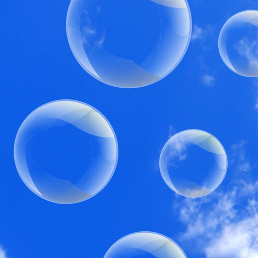 Bubbles - free simple bubble popping iOS App