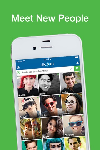 Skout+ - Chat, Meet New People screenshot 1