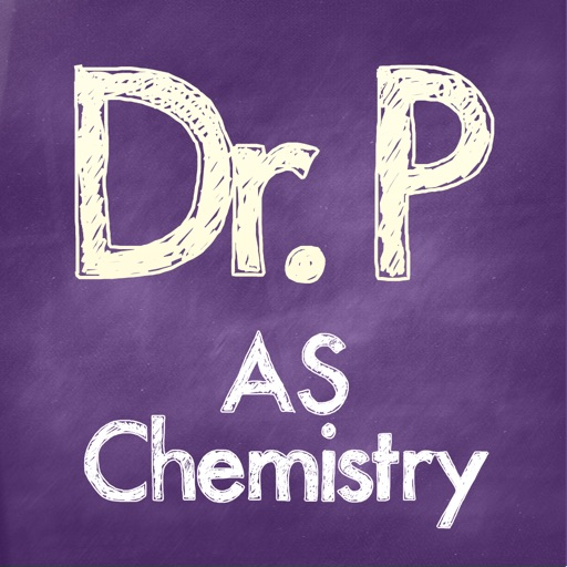 Dr. P AS Chemistry Definitions Revision iOS App