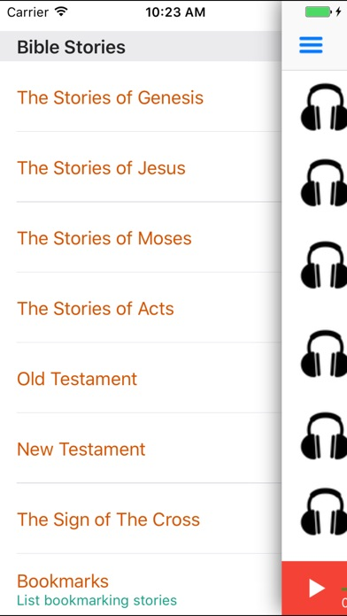 Bible Stories [Audio Book] by DINH QUANG CUONG