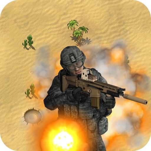 Commando Fights Monsters iOS App