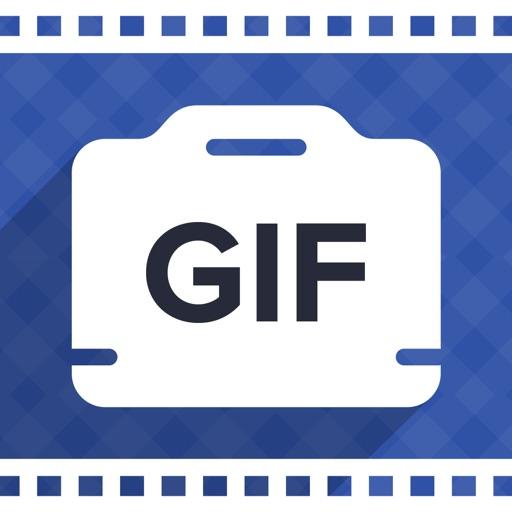 Photos to Gif maker- Social app photo to Gif Maker iOS App