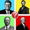 US Presidents Pic Quiz - Presidential White House Leaders of America