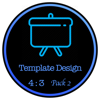 Templates for Keynote(4x3 size)