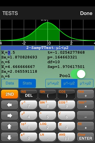 GraphNCalc83 screenshot 4