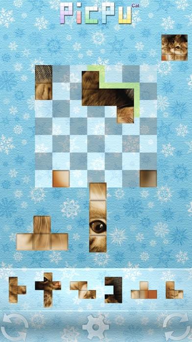 PicPu - Cat Picture Puzzle Screenshot