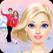 Figure Skater - Girls Makeup & Dressup Salon Game
