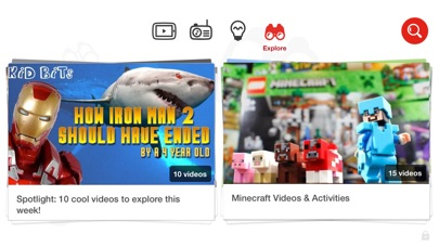 Screenshot #8 for YouTube Kids