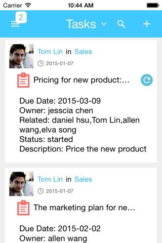 Linpus Linchat screenshot 2