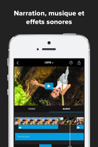 Splice - Video Editor + Movie Maker by GoPro screenshot 4