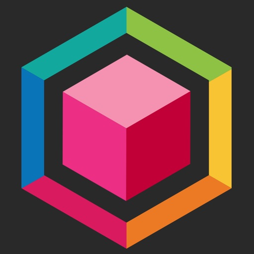 Color Block - Super Square and Hexagon