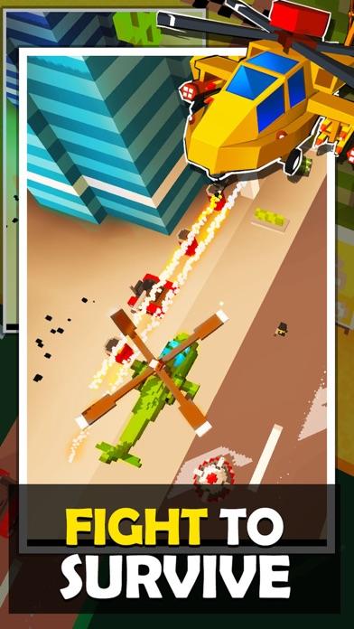 пиксель войны бесплатно танк и вертолет съемки игрыСкриншоты 1