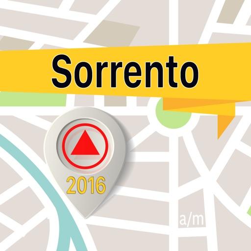 Sorrento Offline Mappa Navigatore e Guida