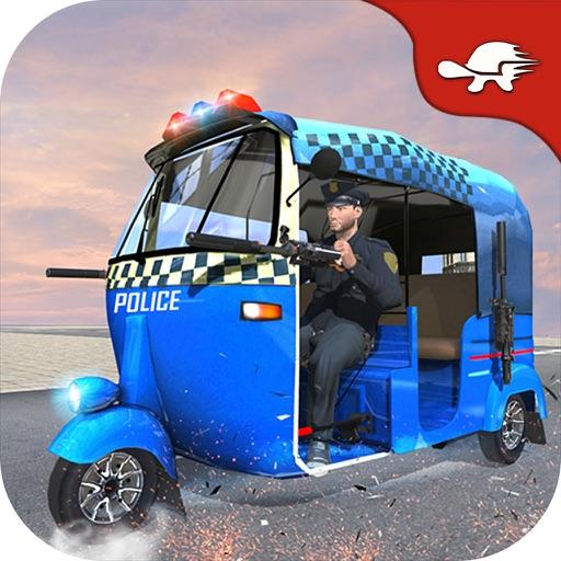 Police Tuk Tuk: Auto Rickshaw Driving Simulator iOS App