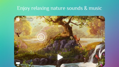 Screenshot #2 pour Away ~ Nature Sounds to Sleep