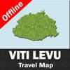 VITI LEVU ISLAND (FIJI) – GPS Travel Map Offline Navigator