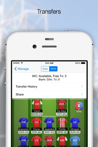 Fantasy Football Manager FPL screenshot 4