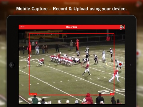 Hudl screenshot 4