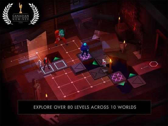 Orphan Black: The Game Screenshots