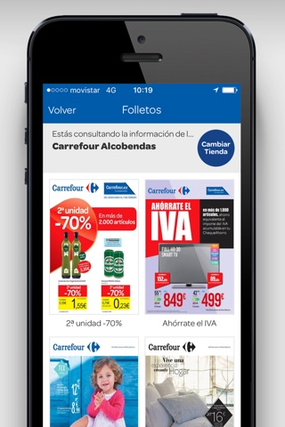 Mi Carrefour: Cupones & Ahorro screenshot 2